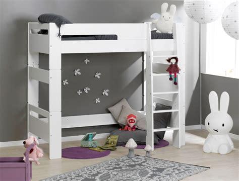 chambre bebe ikea lit mezzanine chambre enfant blanc