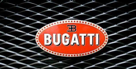 significa el logo de bugatti