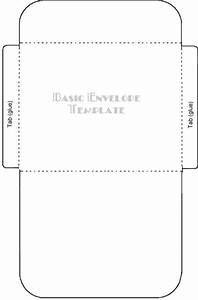 free printable card envelope templates teaching With mailer format template