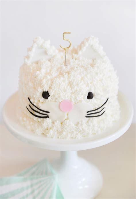 #wiltoncakes #cakes #minicakes #cakedecorating #cakeideas #birthdaycake. Kitty Cat Birthday Party - Bloom Designs