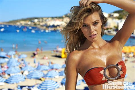"Nina Agdal - ""Carl's Jr."" Bikini Photoshoot"