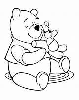 Teddy Bear Coloring Pages Colouring Pooh Drawing Winnie Poo Clipart Colour Ausmalen Printable Popular Vineyard Vine Gangsta Getcolorings Flower Getdrawings sketch template