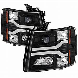 Compare Price  Black Projector Headlights