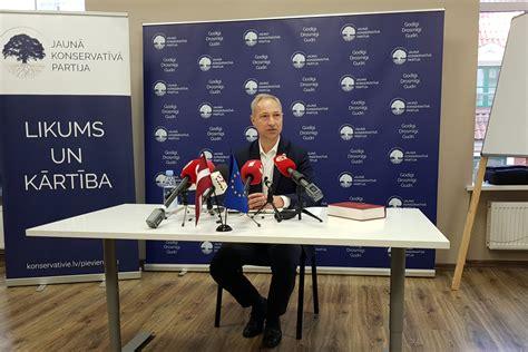 JKP aicina piecas partijas apvienoties jaunās koalīcijas ...