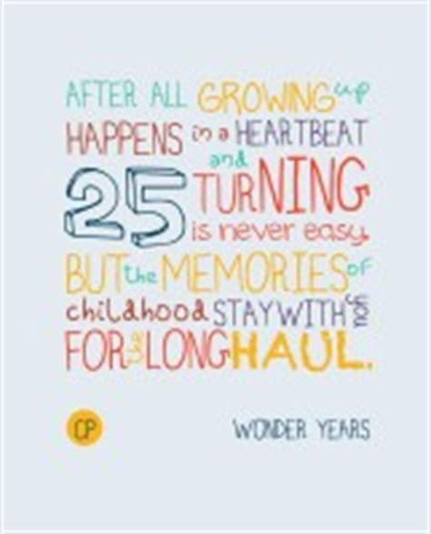 quarter of a century birthday quotes
