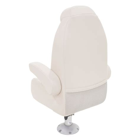 lippert components high back helm seat with recline west