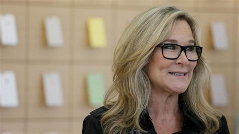 Apple's Head Of Retail Angela Ahrendts Is Leaving