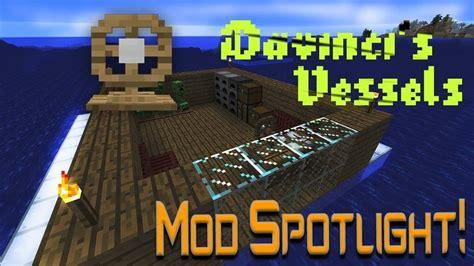 Boat Mod Minecraft 1 11 2 by Davinci S Vessels Mod 1 11 2 1 10 2 Flying Island In
