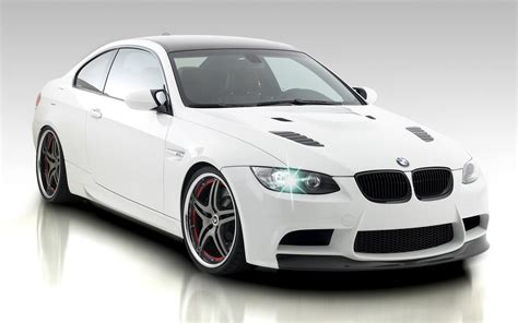 Bmw White Car Wallpaper  1280x800 #16226