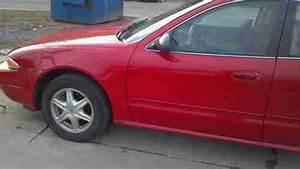 Purchase Used 2003 Oldsmobile Alero Gl Sedan 4