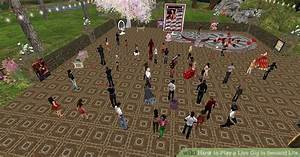 How to Play a Live Gig in Second Life: 7 Steps (with Pictures)