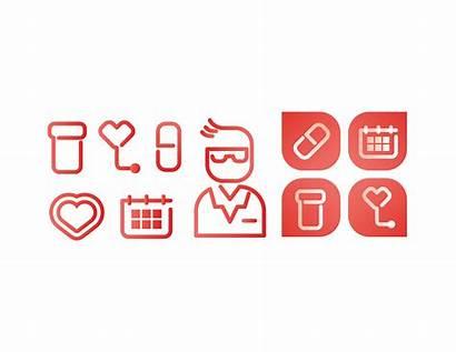 Cvs Icons Social Behance