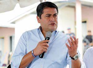 Presidente de Honduras va en busca de la reelección