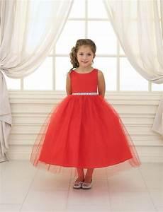 Gorgeous Satin With Tulle Skirt Flower Girl Dress #2600177 ...