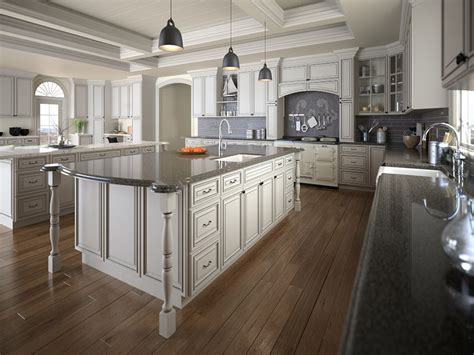 Grey painted kitchen cabinets, pearl signature kitchen