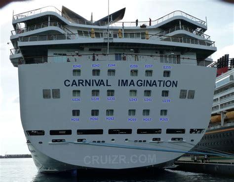 carnival imagination cabin plan carnival imagination cruise review for cabin e255