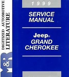 1999 Jeep Grand Cherokee Wj   Diesel Service Shop Manual