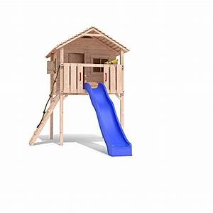 Kinder Spielturm Garten : fridolino baumhaus spielturm stelzenhaus garten kids ~ Whattoseeinmadrid.com Haus und Dekorationen