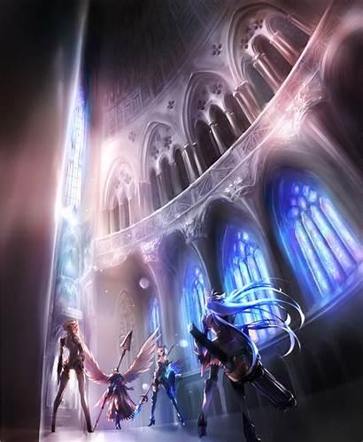 Anime Persona Odin Profile Valkyrie Xenosaga Sphere