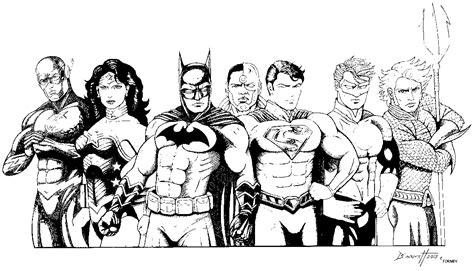 disegni da colorare della justice league lego justice league coloring pages coloring home