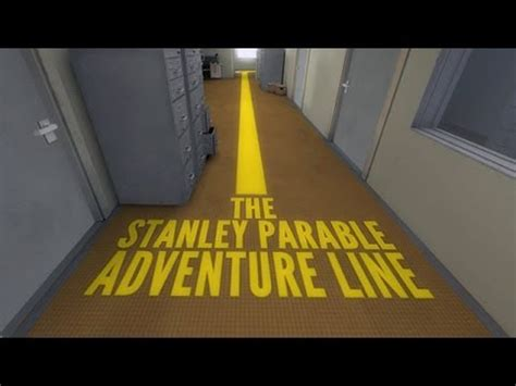 stanley parable funny moments total mind  youtube