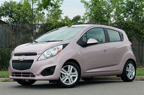 Chevy Spark Catches Fire, Posts Strong Early Sales Results