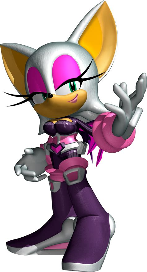 Rouge Sonic Heroes Sonic The Hedgehog Pinterest