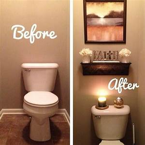 11 easy ways to make your rental bathroom look stylish for How to set up a small bathroom