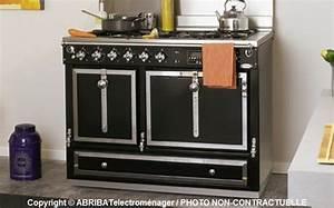 Cuisinière Piano Pas Cher : cuisini re godin 032435 pas cher ~ Dailycaller-alerts.com Idées de Décoration