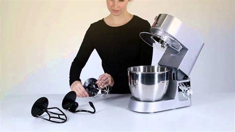 Profi-küchenmaschine (de)
