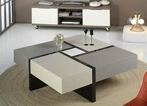 Coffee table contemporary design minimalist wood coffee for Contemporary style coffee tables
