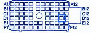 Gmc Seira 6 0 2004 Compressor Fuse Box  Block Circuit