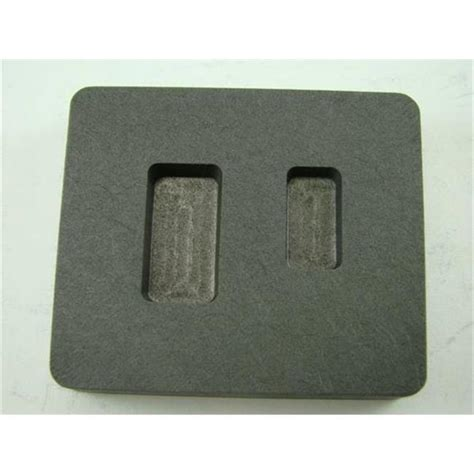 gold bars   reg mold  oz  oz gold bar high density graphite mold