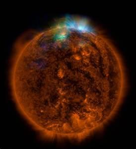 An enthralling view of the Sun through the eyes of NASA's ...