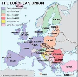 European Union Definition, Purpose, History, & Members