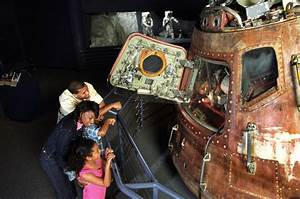 Space Center Houston | Apollo 17 Command Module