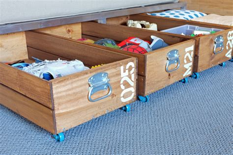 ikea bed with drawers creative bed storage ideas the idea room