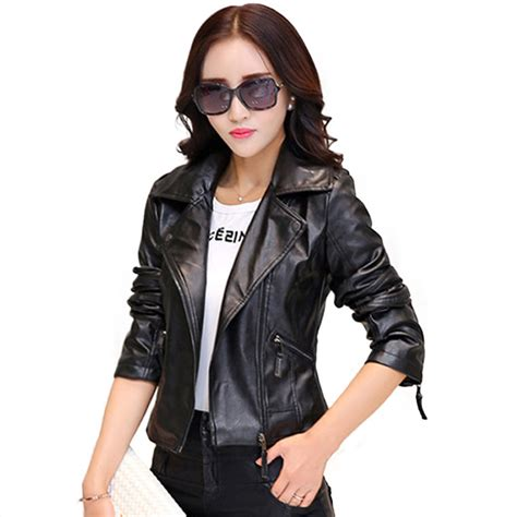 canap faux cuir 2017 faux leather jackets jaqueta couro