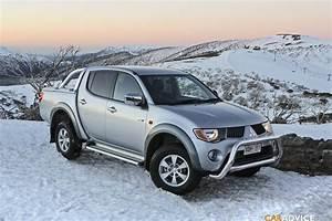 Mitsubishi Triton Diesel Super Select 4x4