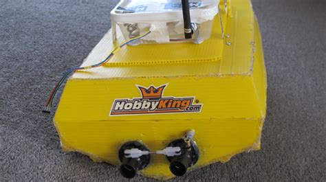 Coroplast Boat by Yellow Boat Coroplast Boat Design Rcu Forums