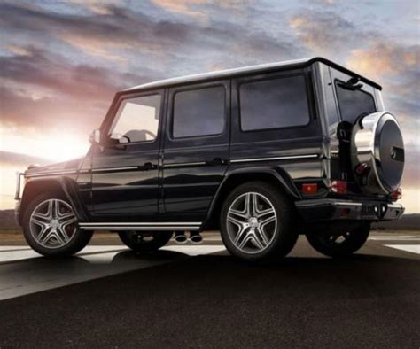 The Legendary Mercedes G-wagon Receive Updates For 2017