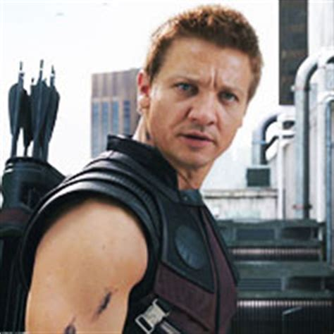 Jeremy Renner Hawkeye Icons Icon