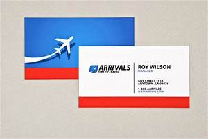 Travel Business Cards Sample Choice Image Card Design