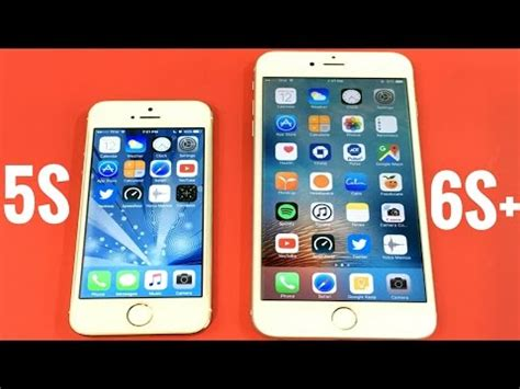 iphone 5s vs 6s iphone 6s ios keywordsfind