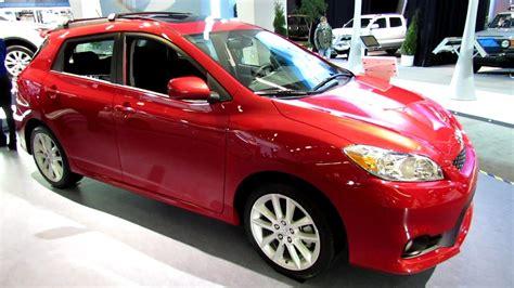 2013 Toyota Matrix by 2013 Toyota Matrix Xrs Exterior And Interior Walkaround