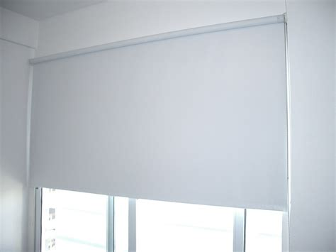 Out Black promoci 243 n cortinas enrollables screen blackout desde