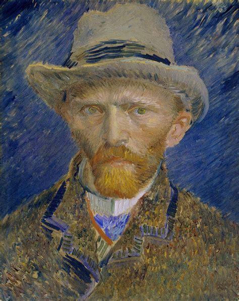 Art And Artists Vincent Van Gogh Self Portraits