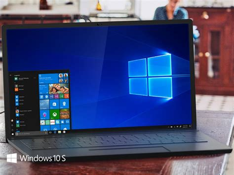 Windows 10 S: Microsoft launches new operating system