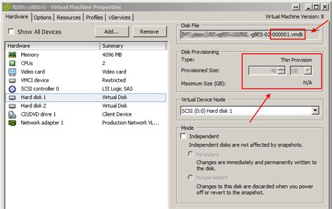 Convert To Template Grayed Out Vmware by Vmware Vsphere 5 Virtual Machine Thin Provisioned Disk