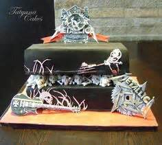 metallica cake metallica torta my cakes tort 225 im metallica cake and birthday cakes